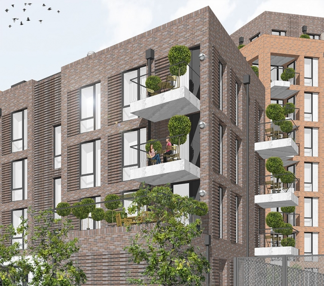 Apartment Search Site: Alan Camp Architects