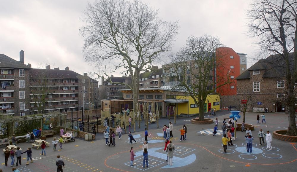 Dog Kennel Hill Primary School Southwark